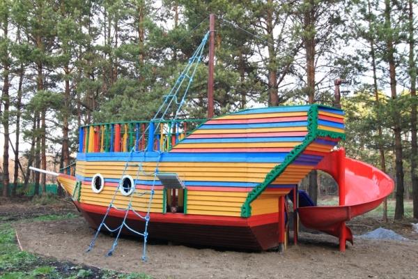 Детские корабли своими руками