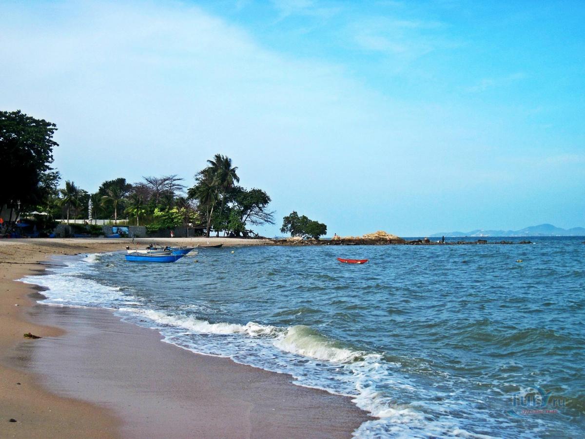 Север паттайи пляж фото